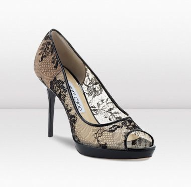 I wish that I could sell my soul for these shoes. It would totally be worth it...