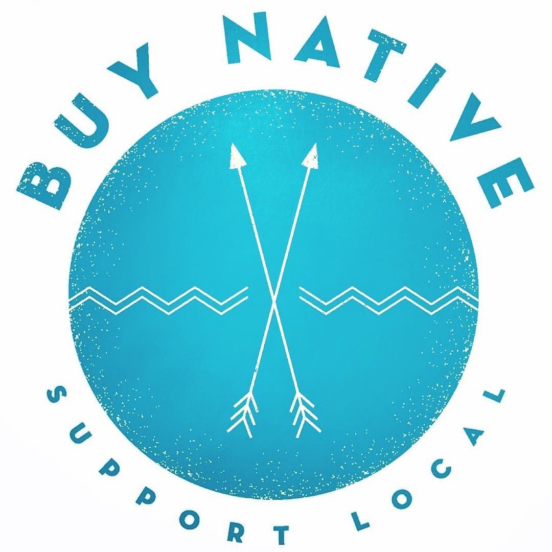 You hold the power to bring about positive change, by simply deciding to support local artists and small businesses. View our Buy Native List now, and help us to share our cultures with the world through design, story, and technique. >> http://www.beyondbuckskin.com/p/buy-native.html #buynative #supportlocal #nativemade