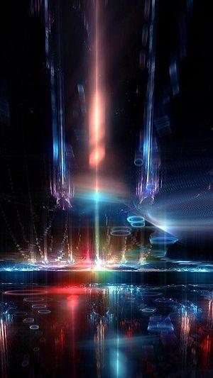 30 Amazing Science Fiction Iphone 5 6 6 Plus Hd Wallpapers Neon Wallpaper Samsung Wallpaper Art Wallpaper