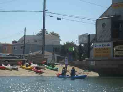 Kayaking At Huntington Harbor Loved On The Could Have Done It Everyday