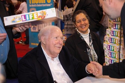 Reuben Klamer, author of the Game of Life, one of the greatest all time success.