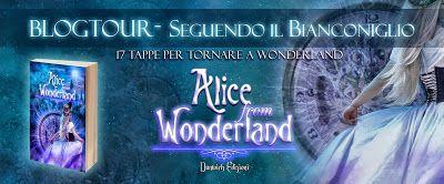 Fantasticando sui libri: Blogtour di Alice from Wonderland di Alessia Coppola, 10° tappa