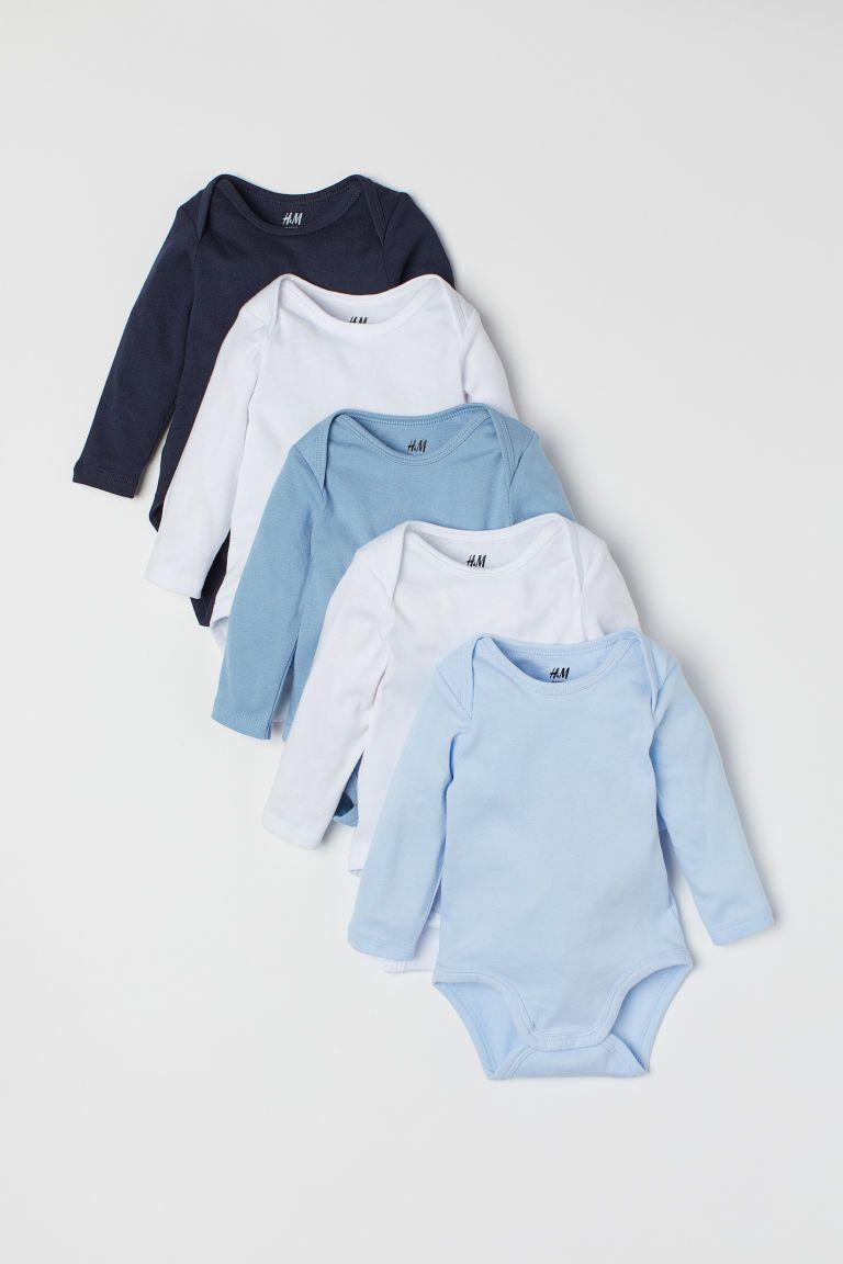 92ba2a02d 5-pack Bodysuits