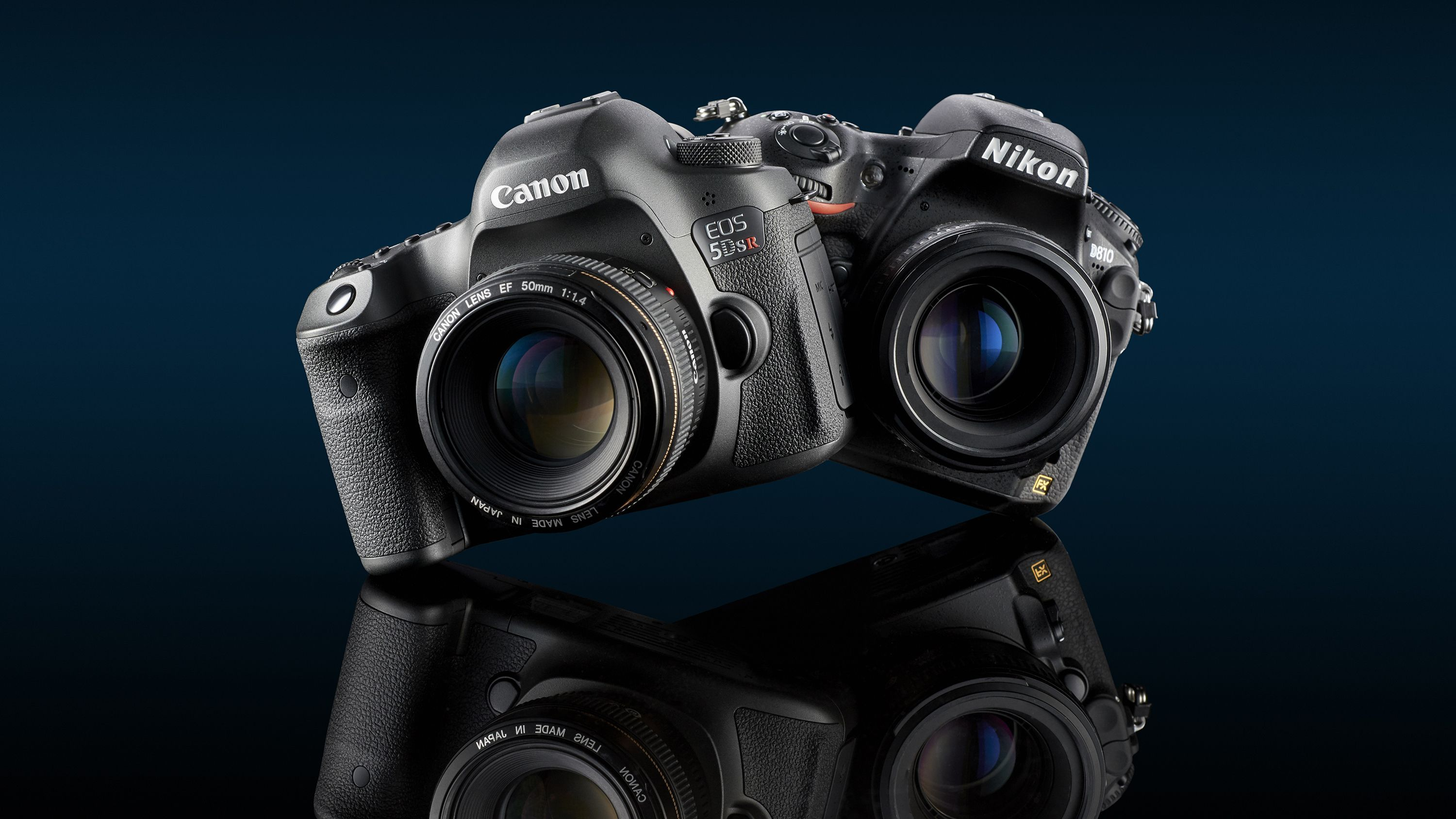 Our pick of the best full-frame DSLRs from Canon, Nikon, Pentax and ...