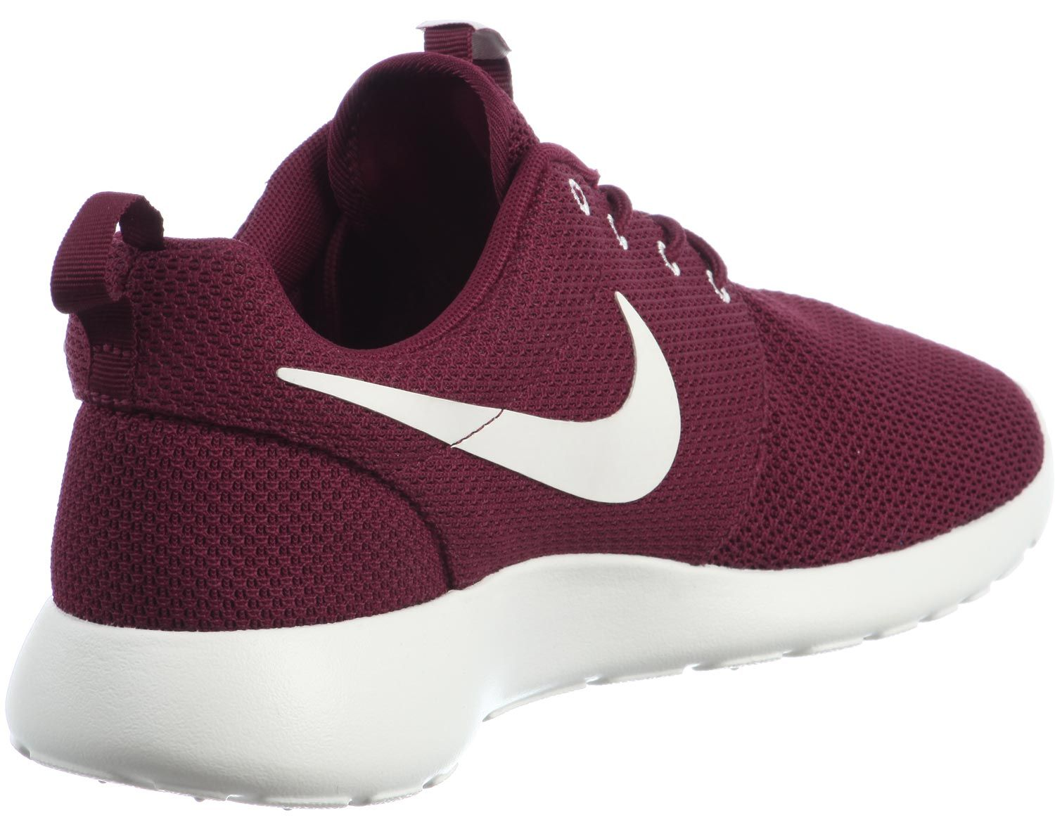nike roshe run bordeaux homme
