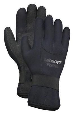 Gloves 114235: Seasoft 2/3Mm Kevlar Reinforced Hunter Gloves For Scuba Or Water Sports - Small BUY IT NOW ONLY: $44.97