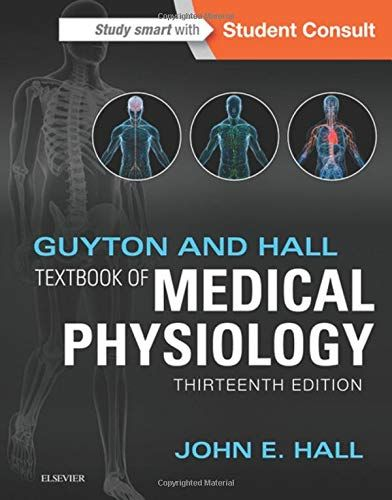 Guyton And Hall Textbook Of Medical Physiology 13th Edition Pdf Free Download Guyton And Hall Textbook Of Medi Medical Textbooks Guyton Physiology Physiology