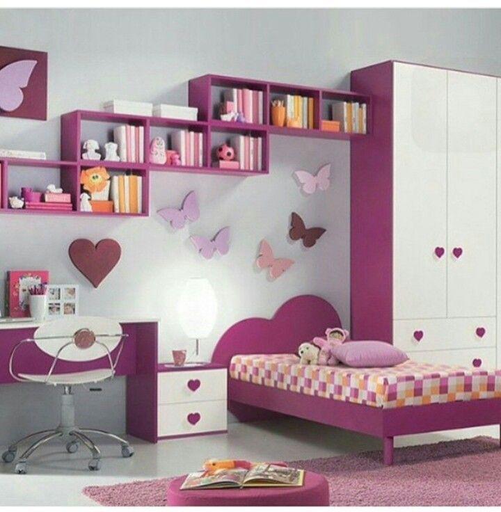 15 Girls Bedroom Furniture 6 Yr Old Girl Bedroom Ideas Girlsbedroomideas Wanna Try This Idea Soon Kids Bedroom Sets Modern Kids Bedroom Kids Bedroom Decor