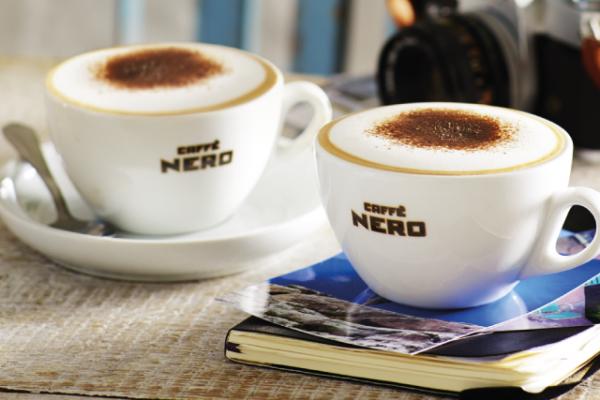 BOGOF on Caffe Nero Drinks