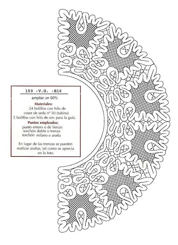 Abanicos - Vicenta Gonell - Álbumes web de Picasa | bolillos ...