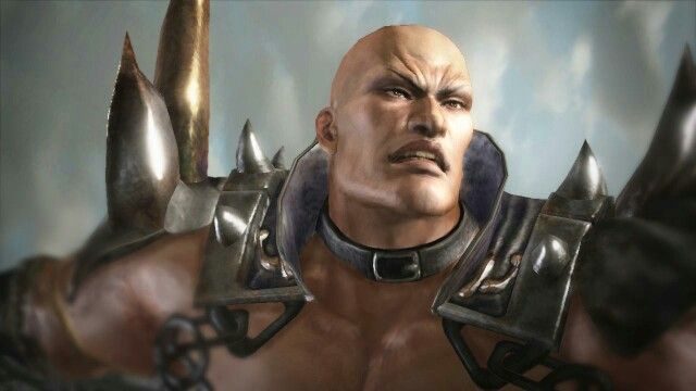 Dynasty Warriors - Dian Wei