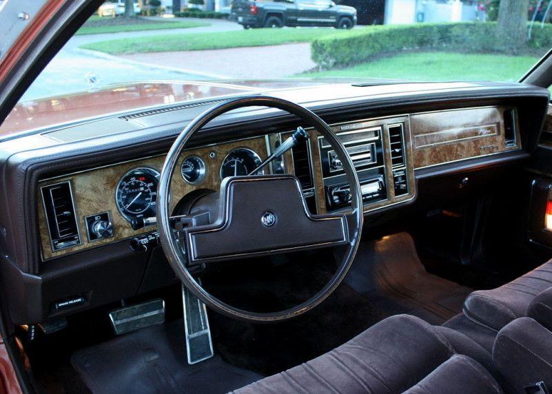 1984 Buick Park Avenue Mjc Classic Cars Pristine Classic Cars