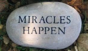 You gotta believe!  God rules!