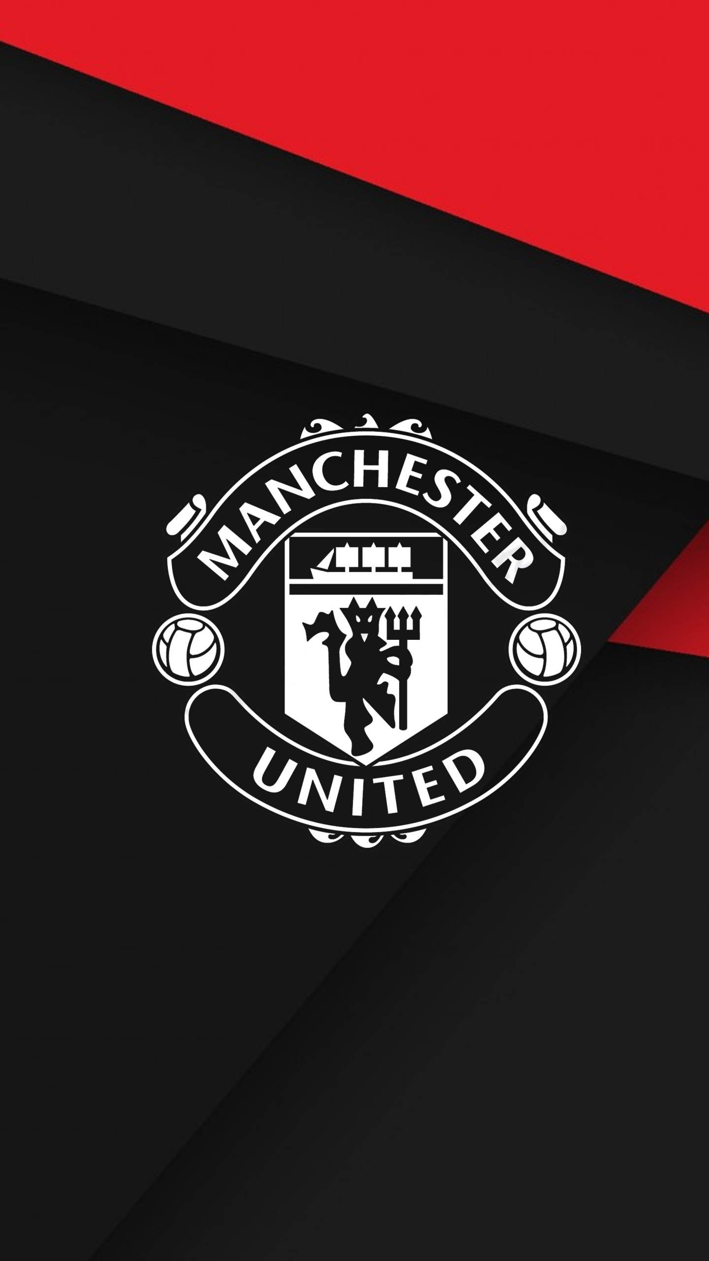 Manchester United Phone Wallpapers Bola Kaki Sepak Bola Olahraga