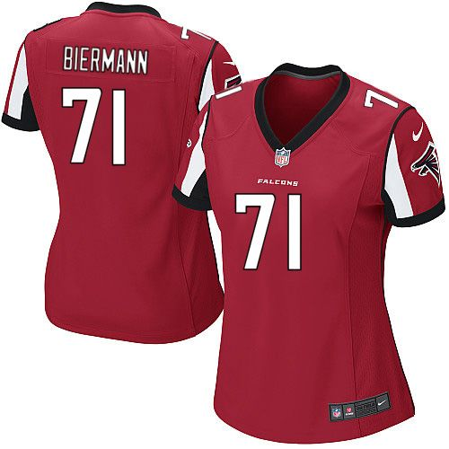 nike falcons mohamed sanu sr red team color womens stitched nfl elite jersey and lamar miller jersey