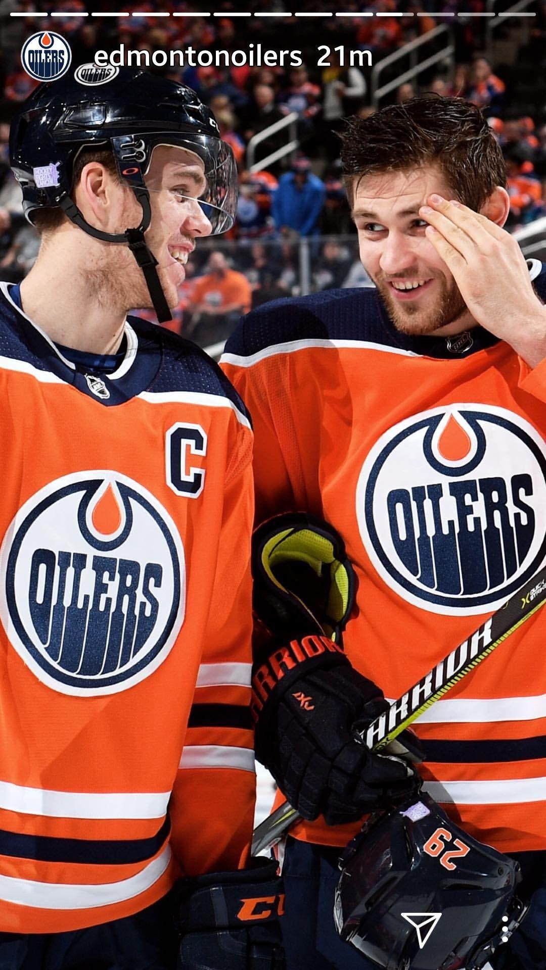 Dynamic Duo McDavid and Draisaitl Oilers hockey