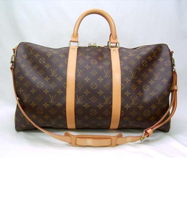 5bf41512b4ad LOUIS VUITTON ! Fav Travel Bag !!  Designer  Vintage