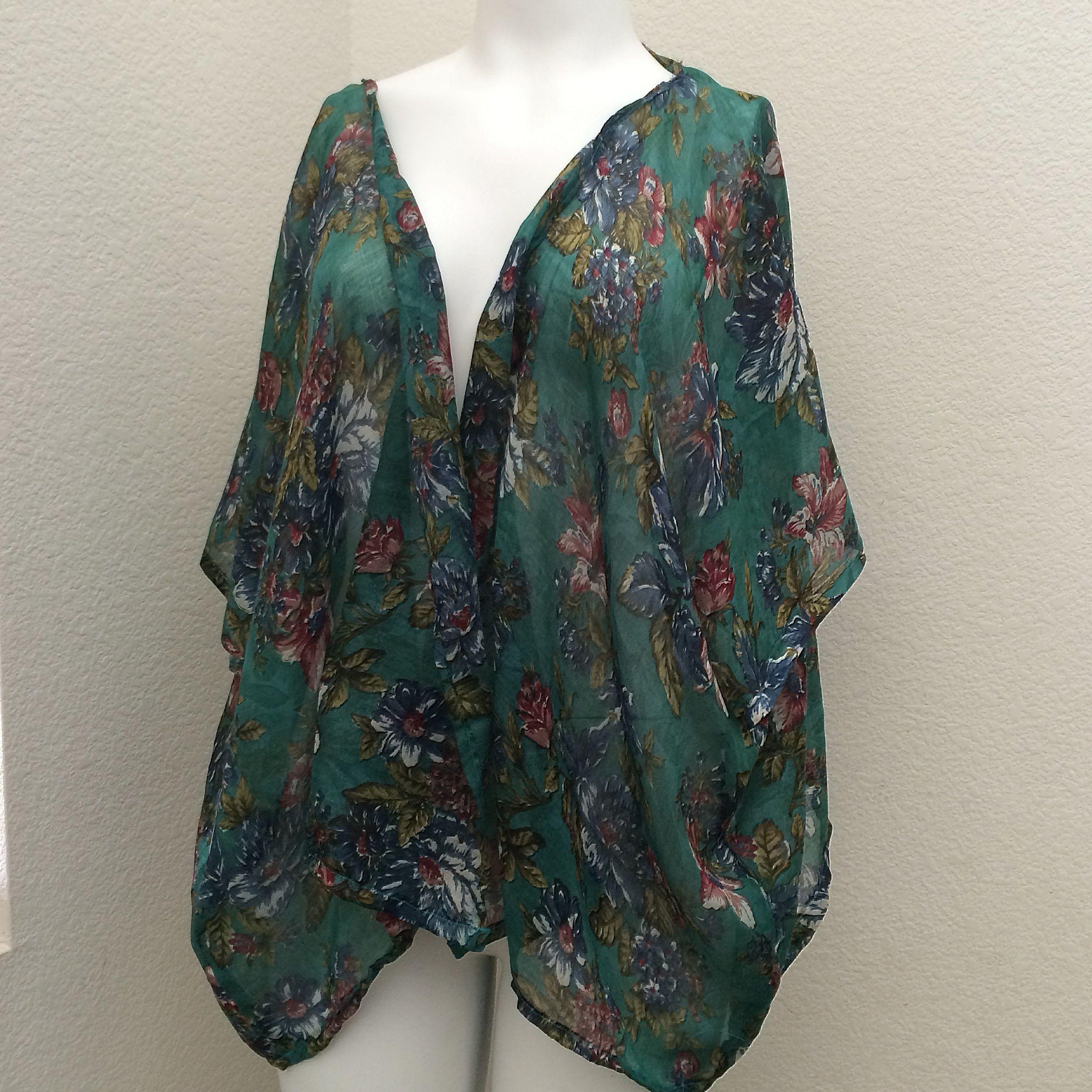 Kimono jacket I recently made.
