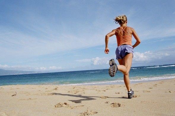 Lauf weit, weiter und weiter