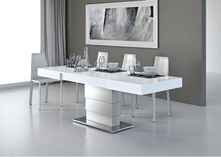 Tavoli Cristallo Allungabili Chateau D Ax.Ac Ares Fold Milano Smart Living Furniture Smart Living