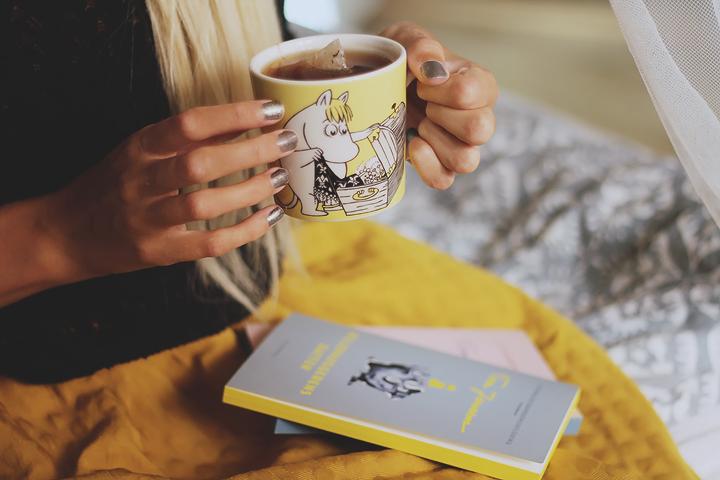 Tove Jansson Moomin Mug