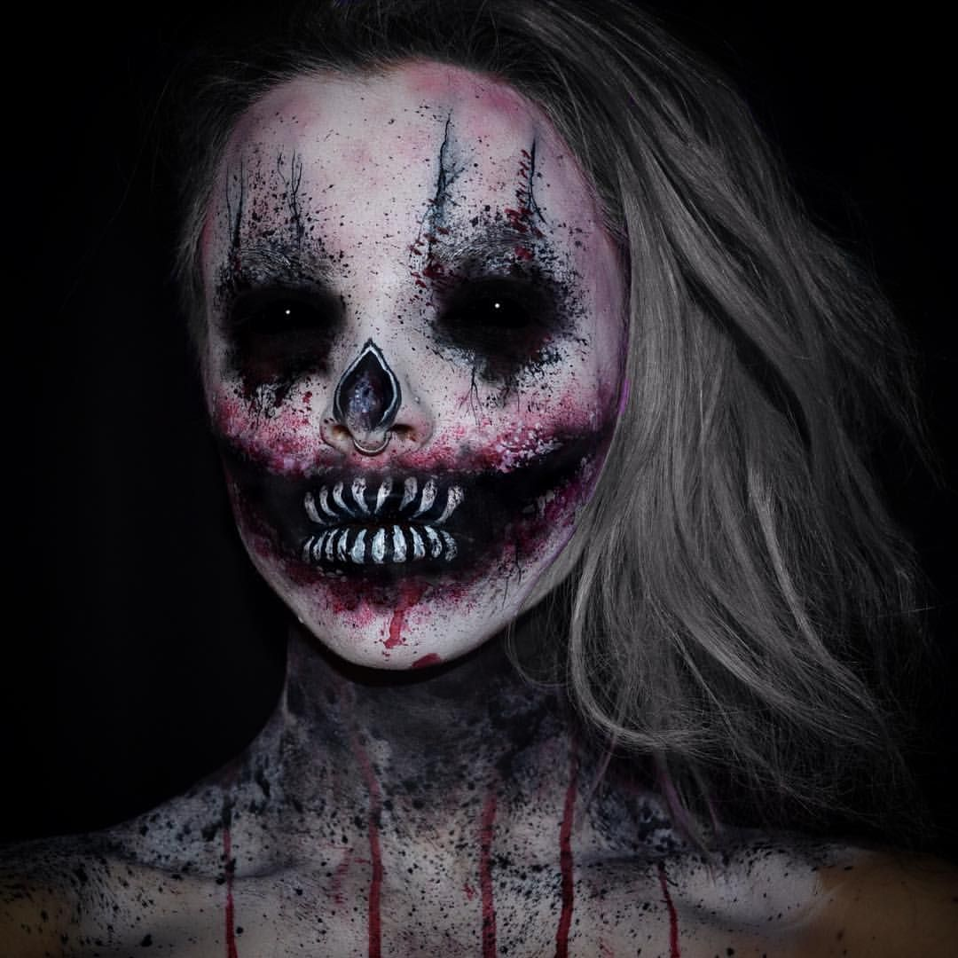 pinheather marie on halloween | pinterest | halloween makeup