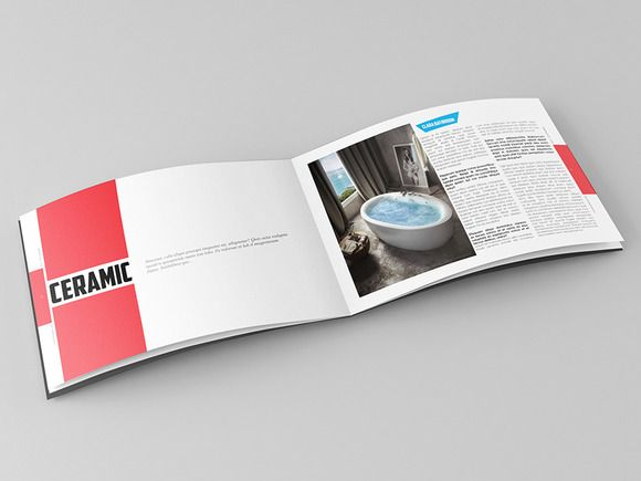 Ceramic Catalog Template  Template And Catalog