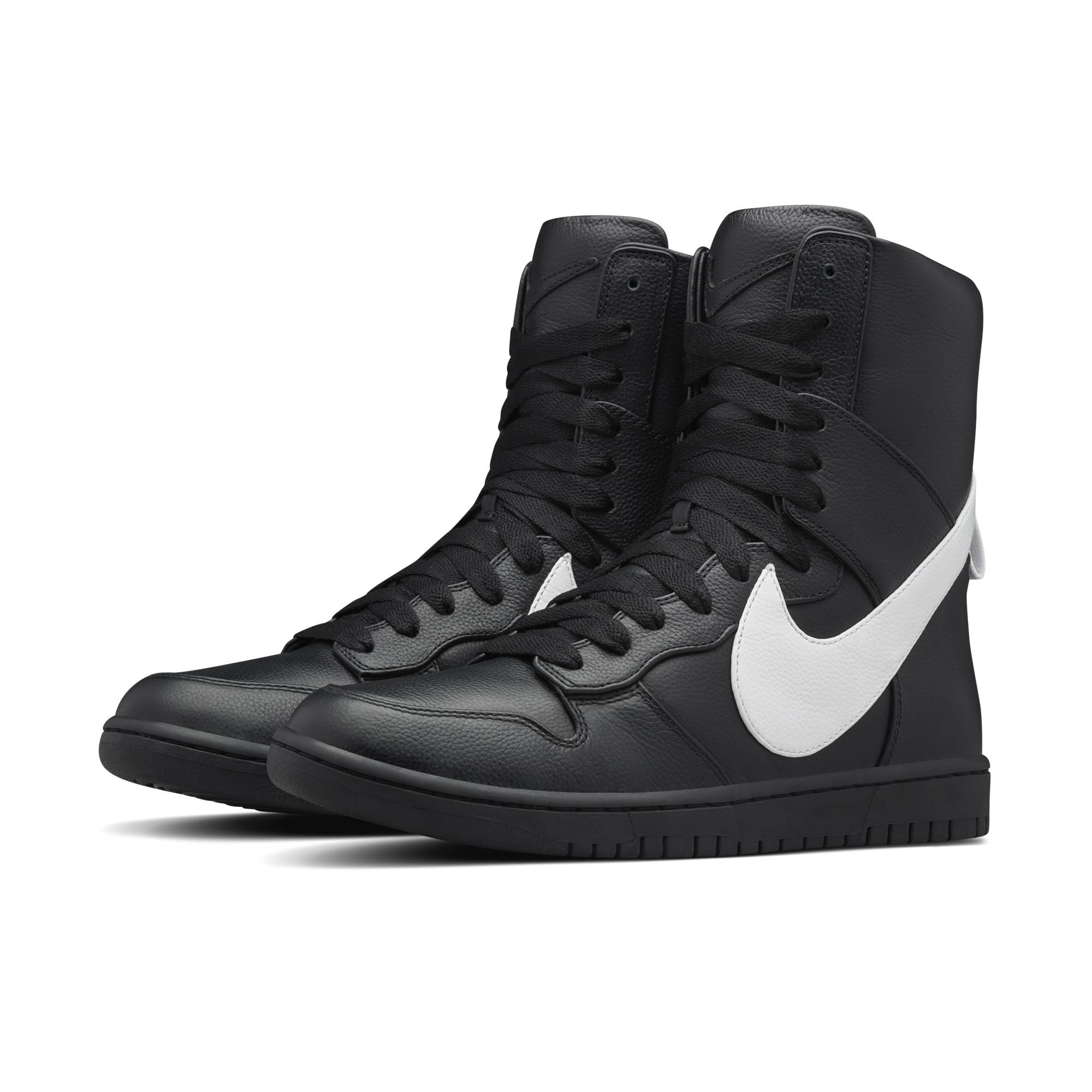 d8b44e59a468a Tênis NikeLab Dunk Lux High X Riccardo Tisci Masculino