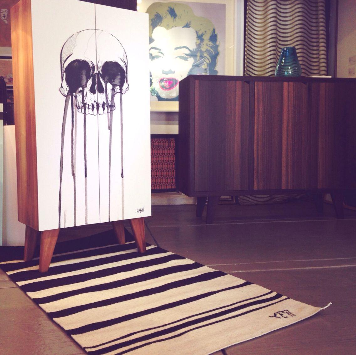 YE' ii presente en Histeria, fusión de dos marcas mexicanas enfocadas al interiorismo. Instagram: @yeiimexico @h_isteria