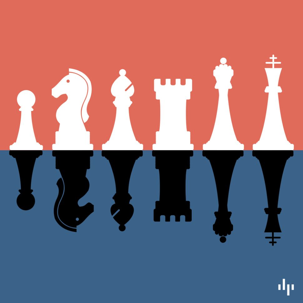 Simple Minimalist Chess Set Download free by Graphic Designer
