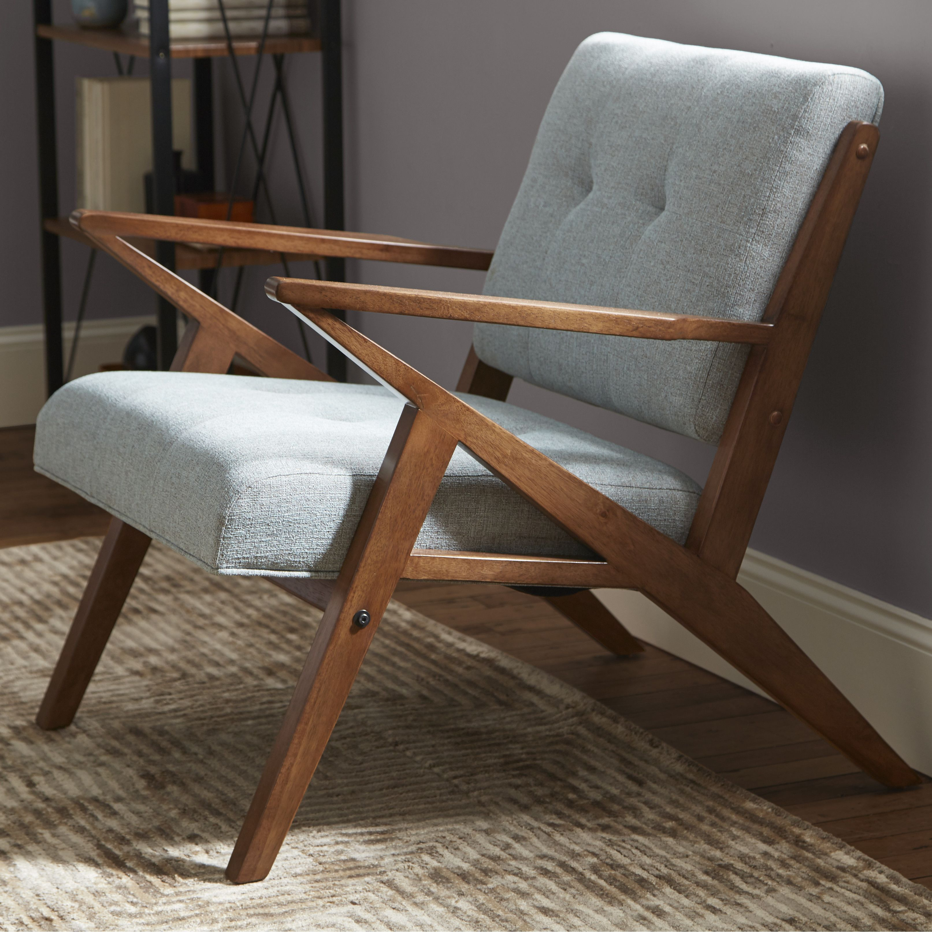 Ink Ivy Rocket Lounge Chair Amp Reviews Wayfair Small Lounge Chairs Wood Chair Design Wayfair Living Room Chairs