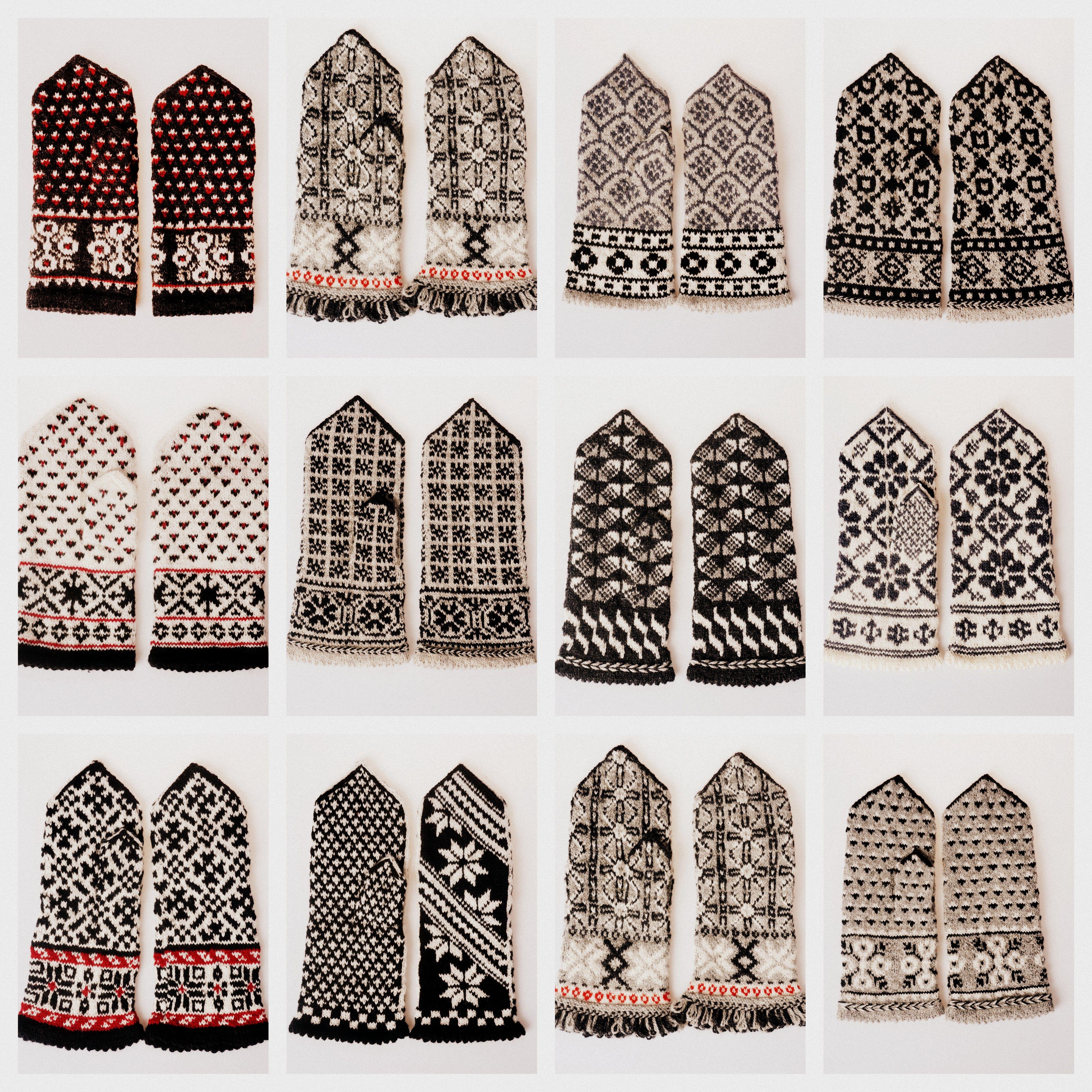 Can you make a pair of traditional latvian mittens find out the latvian traditional mitten pattern kit knit hobbywoolriga bankloansurffo Choice Image