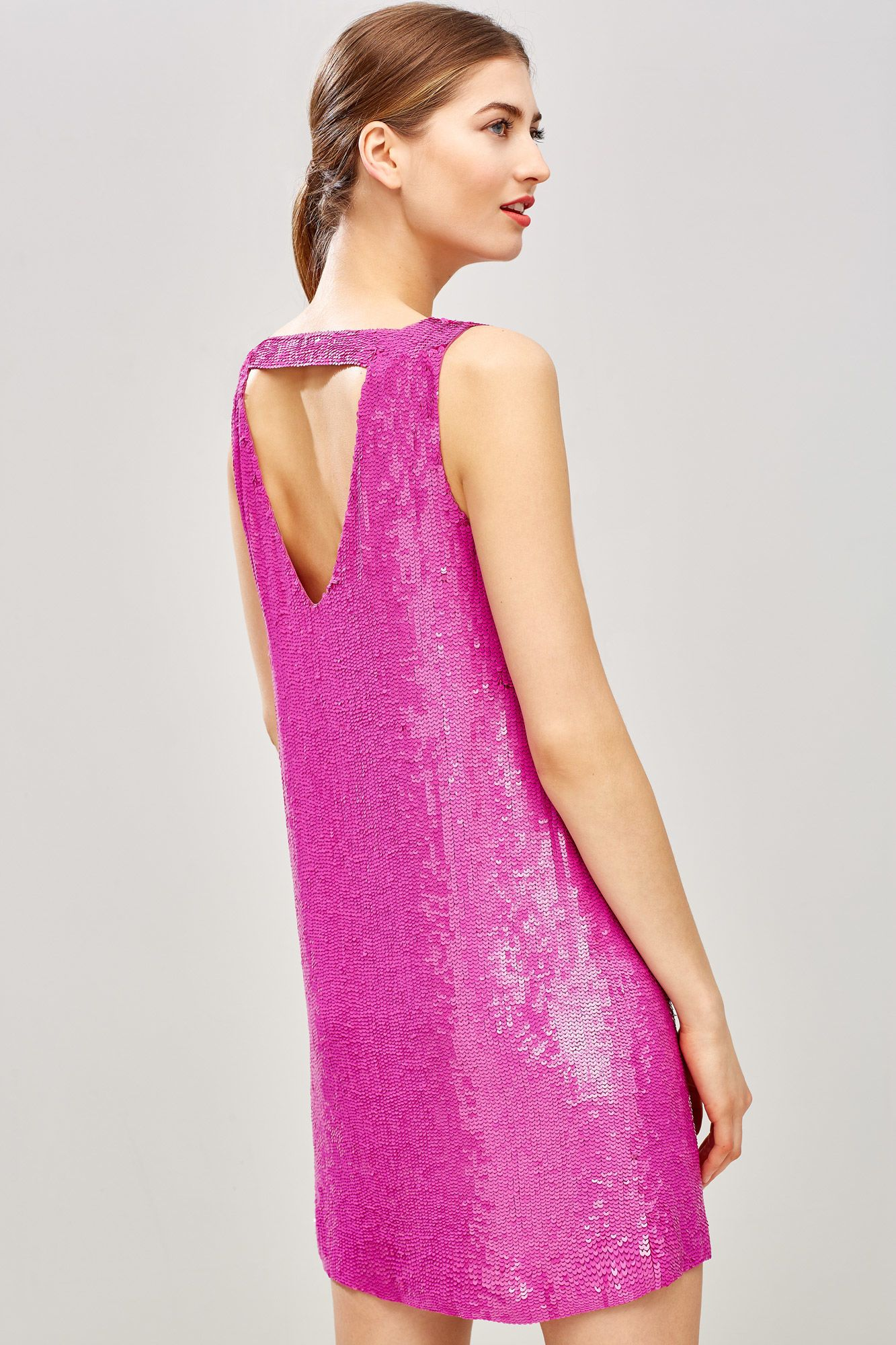 Vestido pedrería corto | Vestidos | Pedro del Hierro | ELISA | Pinterest