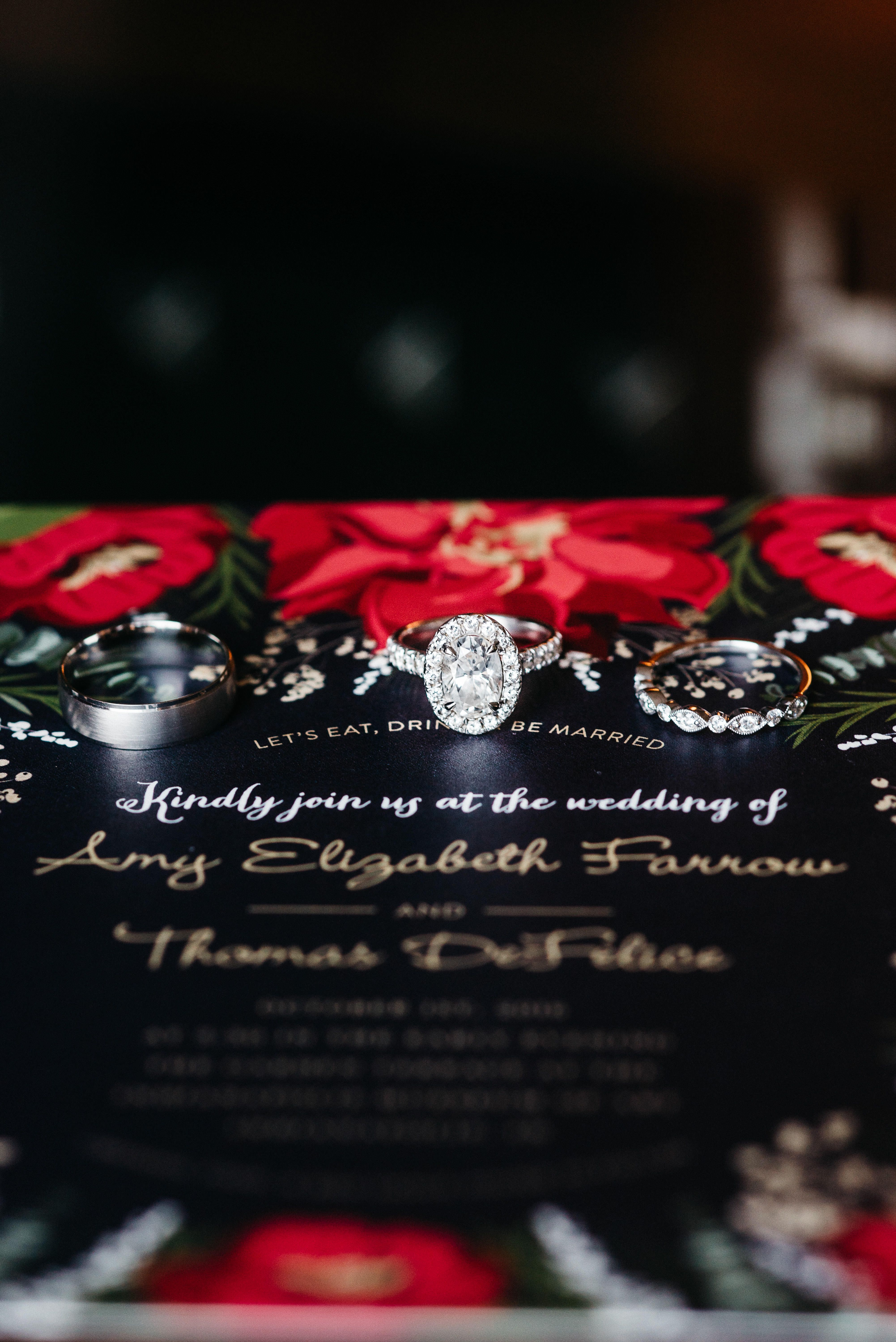Minted wedding invitations. We received so many compliments on the ...