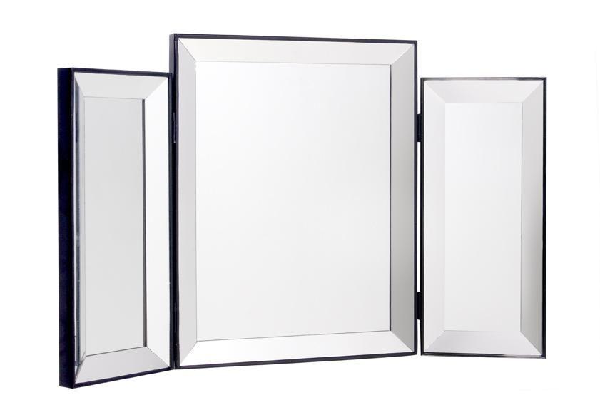 Captivating Eva Bi Fold Dresser Mirror
