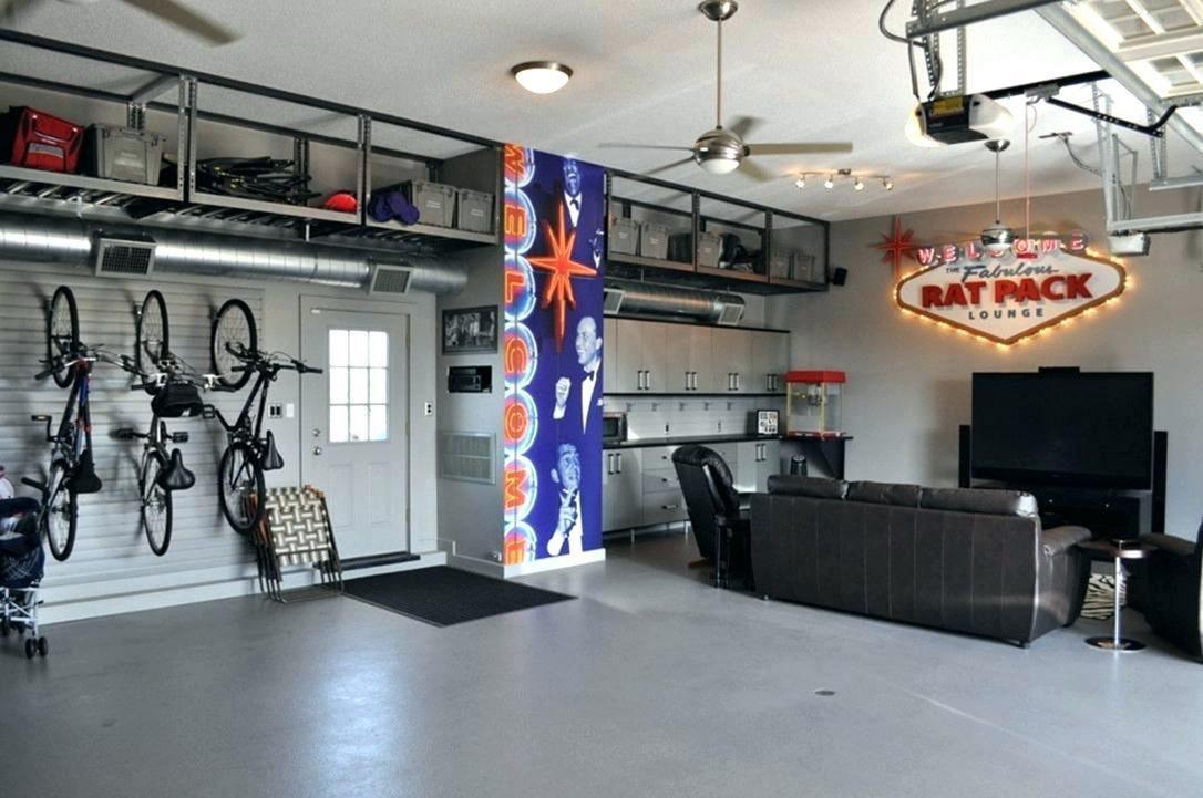 30 Most Interesting Garage Remodel Ideas For Best Inspiration Home Apartment Garden Garage Game Rooms Man Garage Garage Remodel
