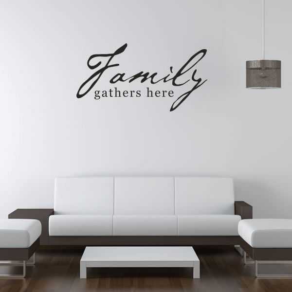 Trending Wall Art Quotes Decals for Home Decor