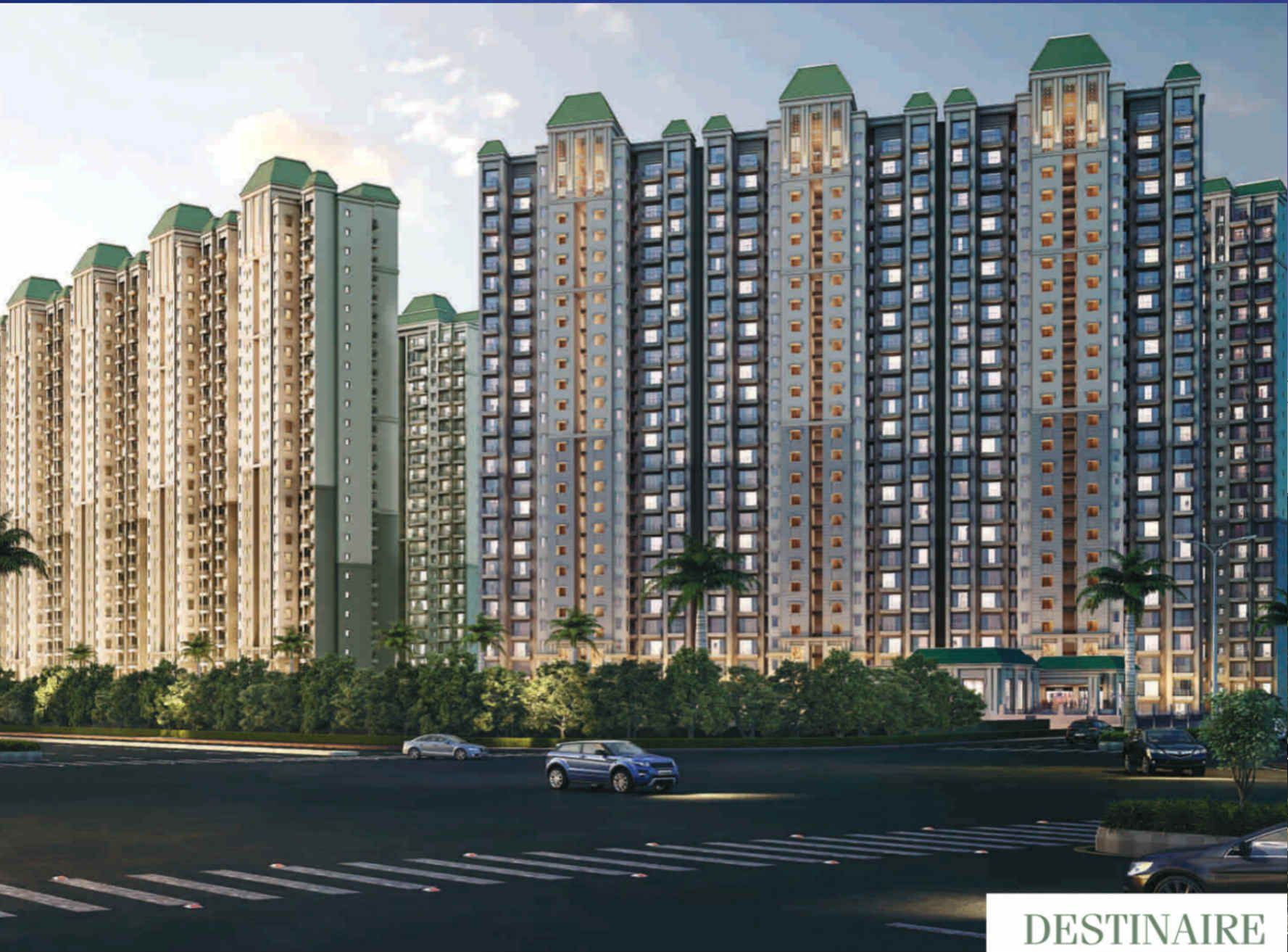 Ats Destinaire Noida Extension Apartments For Sale Greater Noida Residential