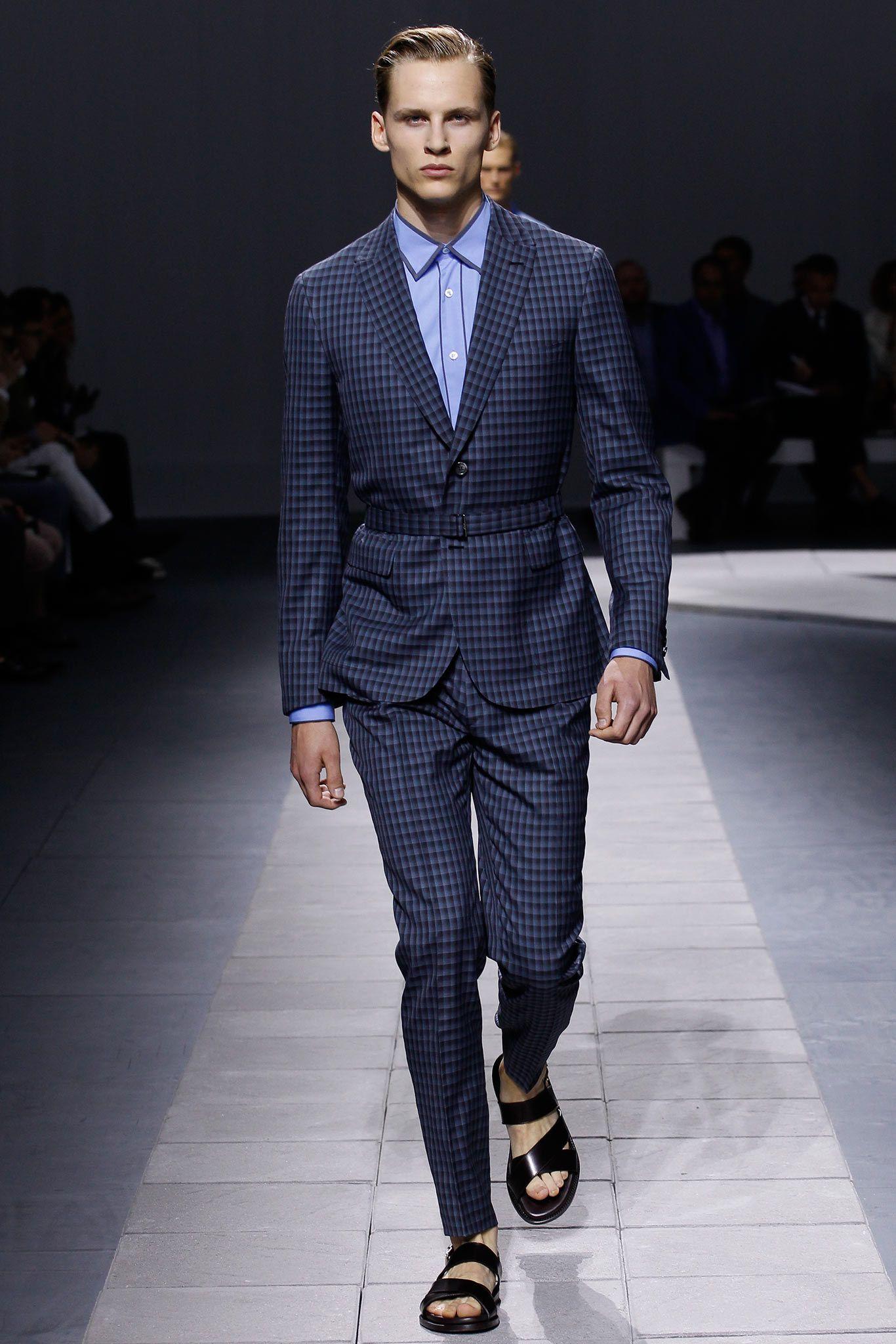 Brioni Spring 2016 Menswear Fashion Show in 2019  acdad6d6817