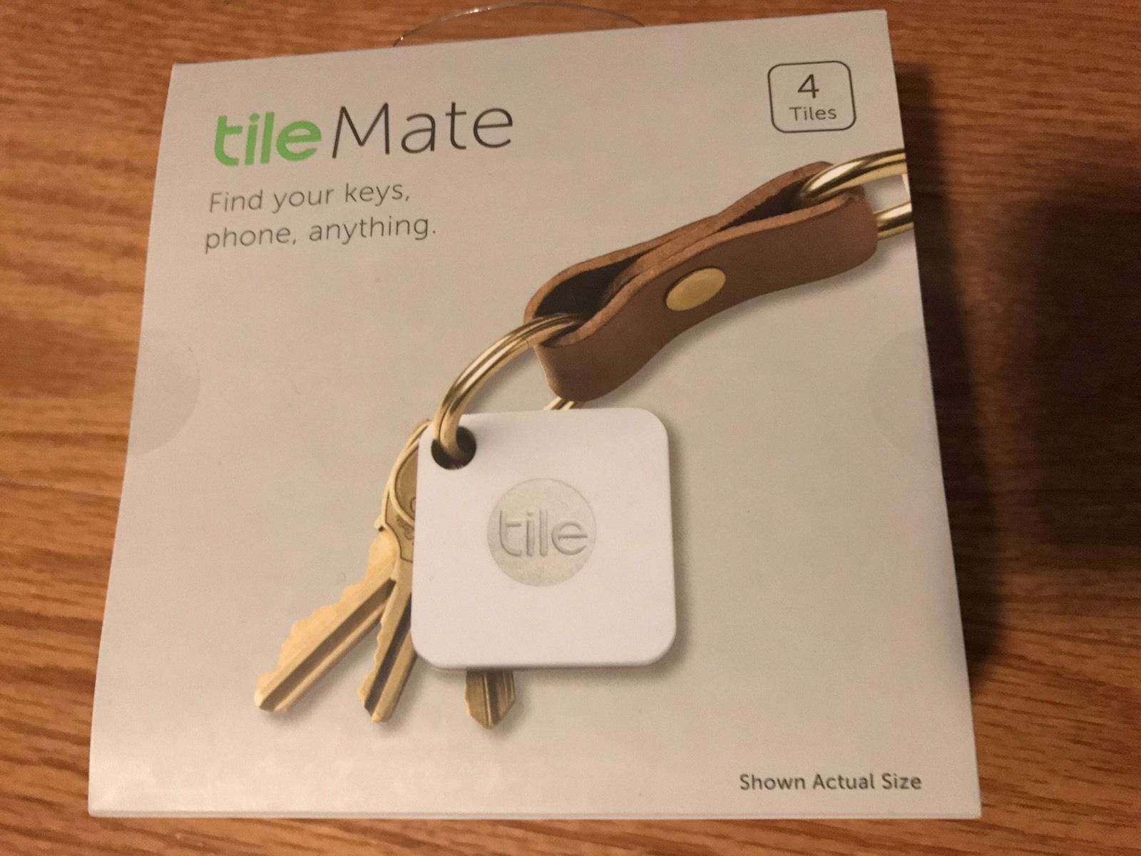 new tile mate bluetooth tracker device gps locator 4 pack finder key phone