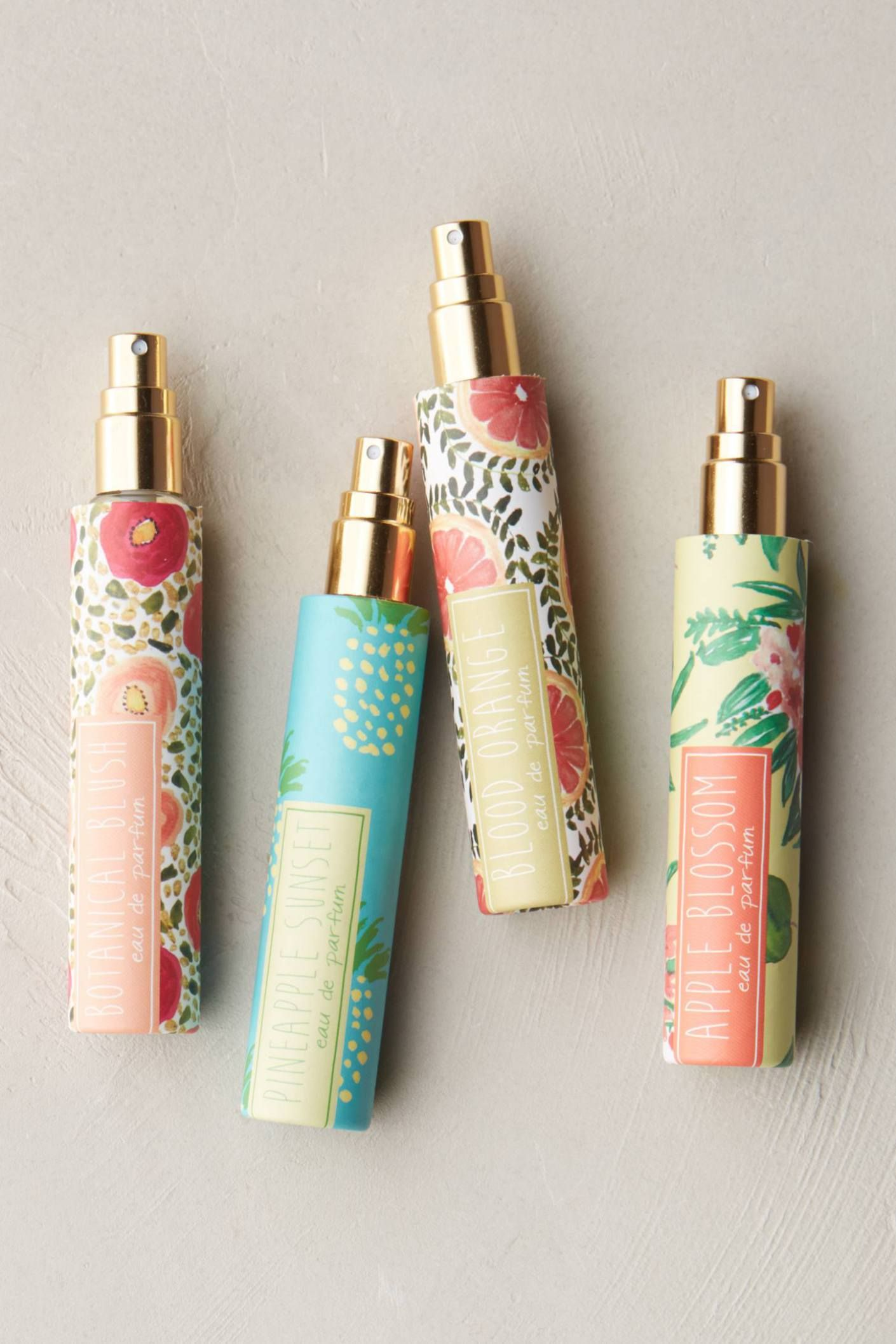 Anthropologie's New Arrivals Beauty Products Perfume