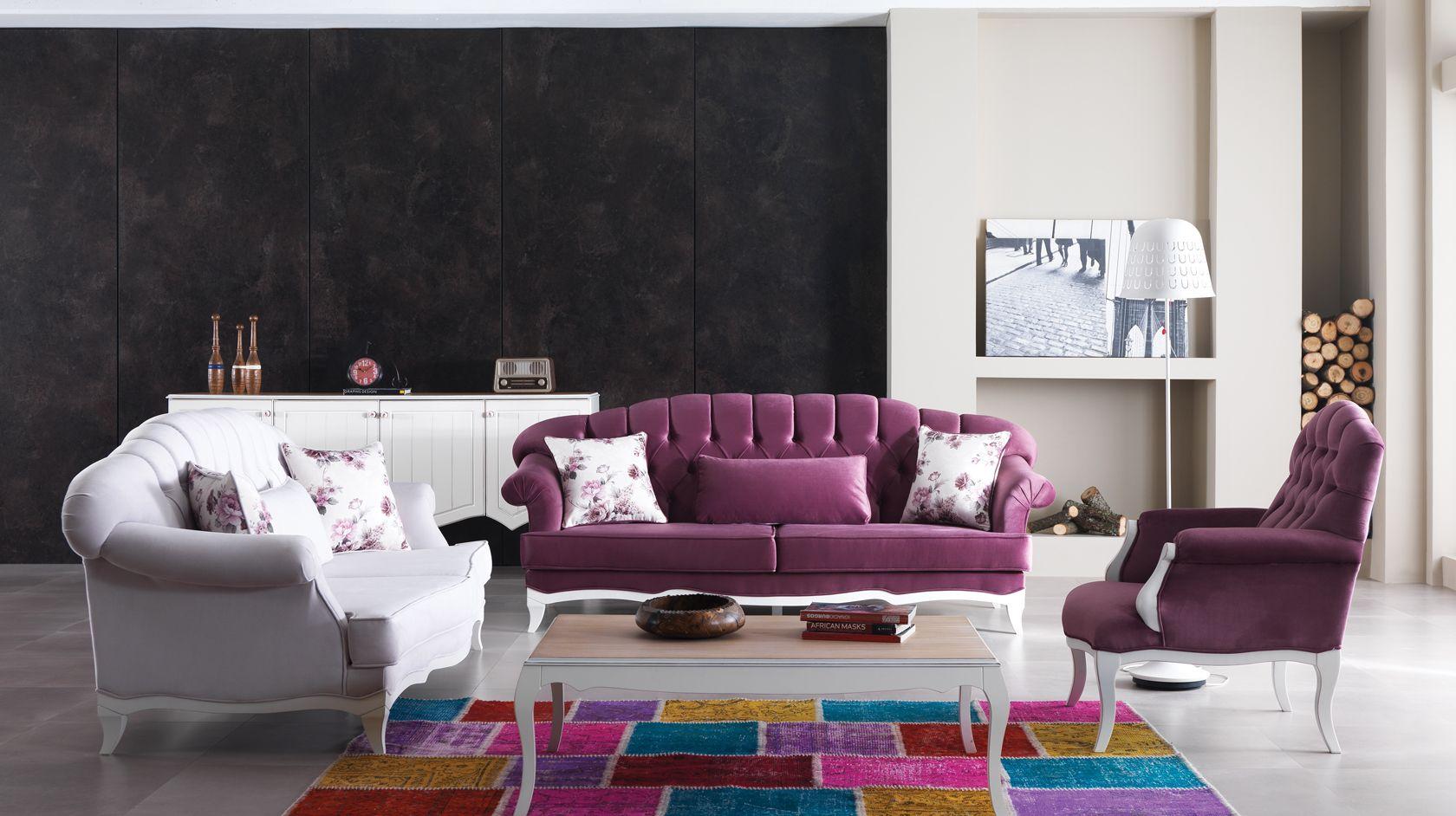 Lucca Koltuk Takimi Decorall Mobilya Silivri Istanbul Mobilya Koltuklar Furniture