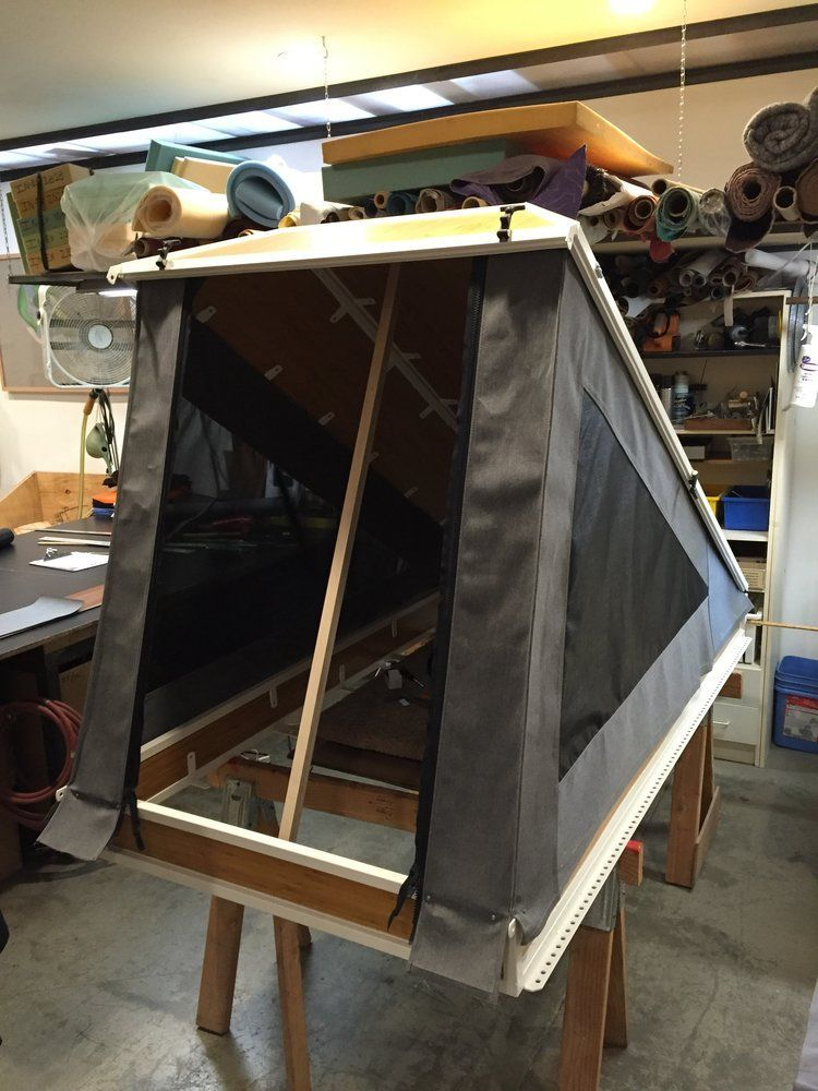einfacheheimwerkerprojekte Roof top tent, Roof tent