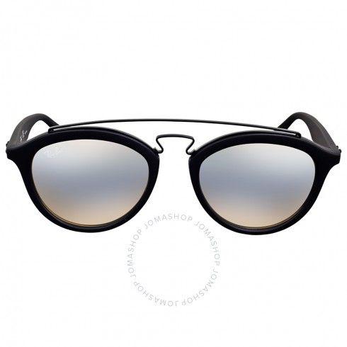 950c5bd6bf Ray Ban Gatsby II Silver Gradient Flash Sunglasses - Gatsby - Ray-Ban -  Sunglasses