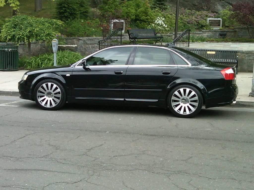 Audi A4 On A8 Replica Wheels Audi A4 B6 Wheels Audi A4 B7 Audi
