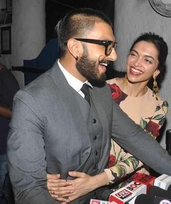 Ranveer Singh And Deepika Padukone S Love Story Was Never Out To The Public As The Two Never Admitted To Being Ranveer Singh Deepika Ranveer Bollywood Couples