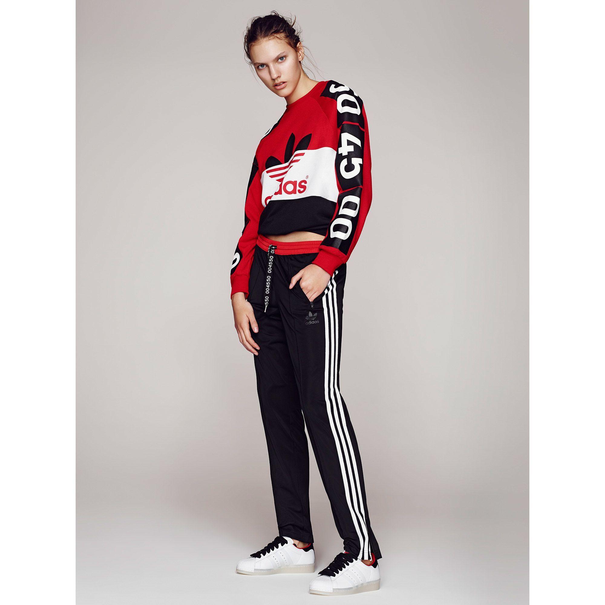 Sudadera ADIDAS Topshop desea Pinterest adidas superstar