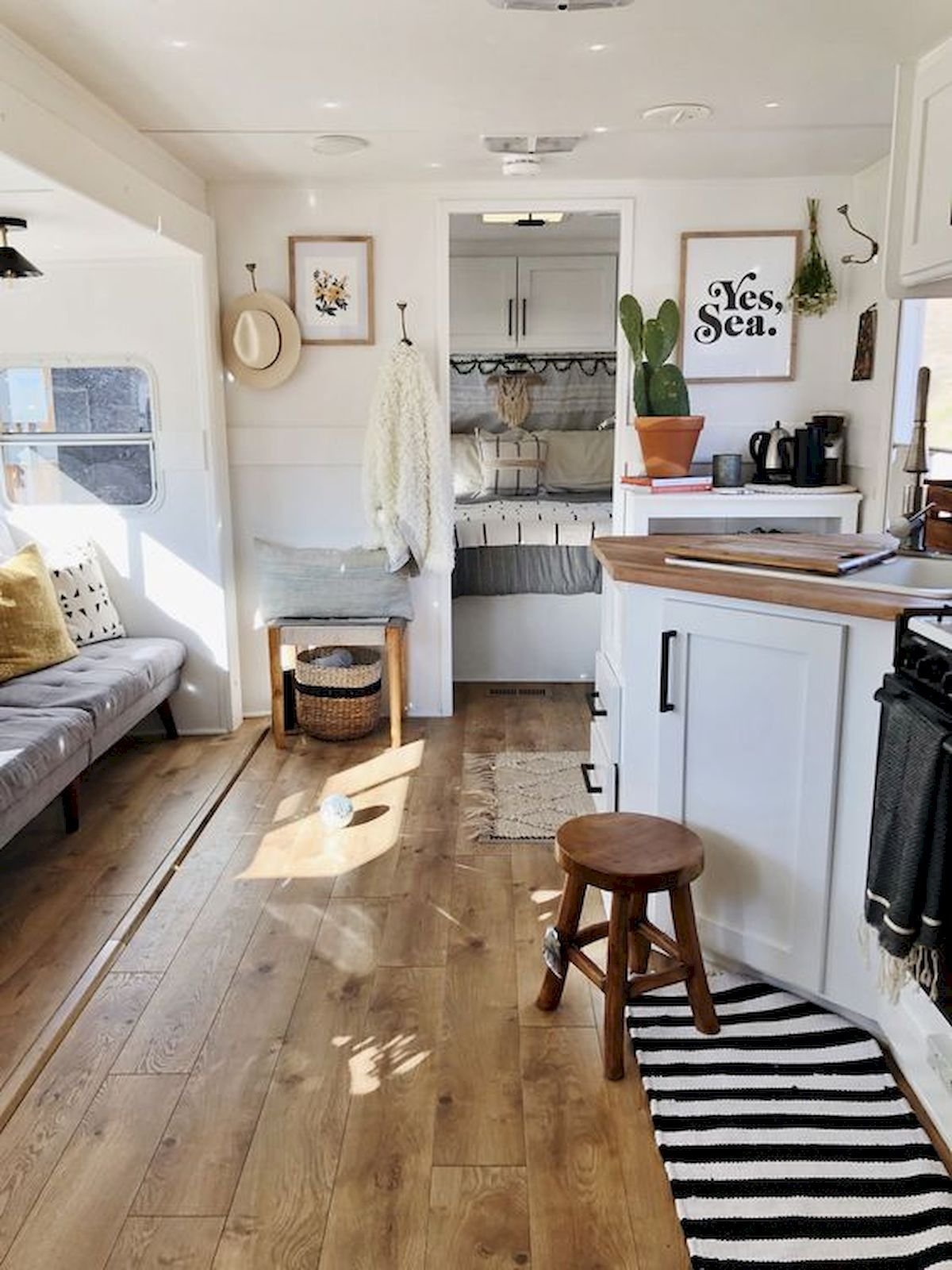 40 best interior rv makeover ideas | rv and camper remodel