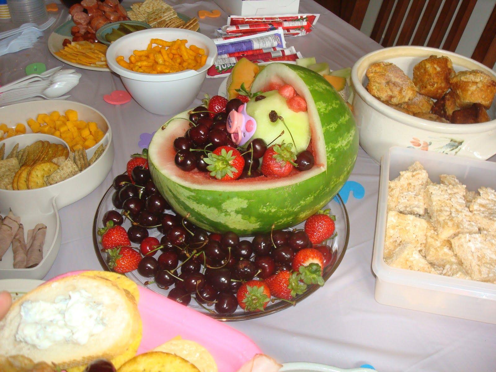 Creative Food Ideas For Baby Shower | www.pixshark.com ...