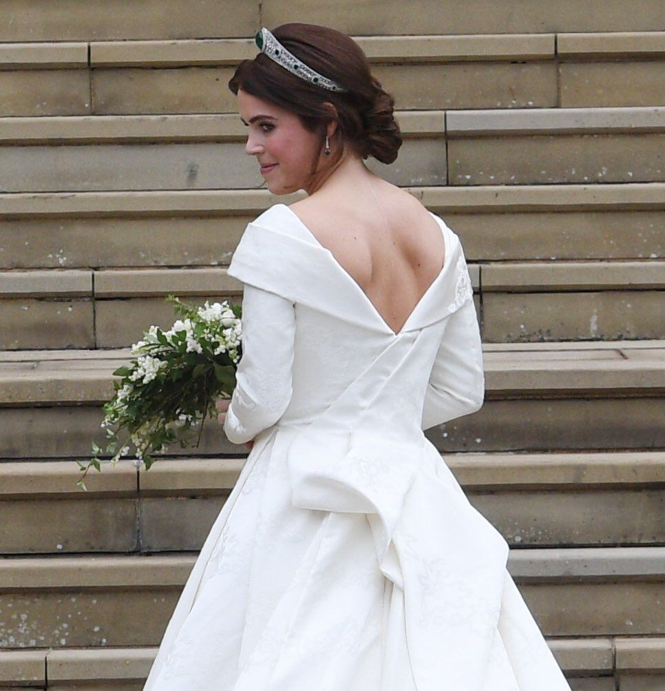 Emily Andrews on Twitter Eugenie wedding, Wedding